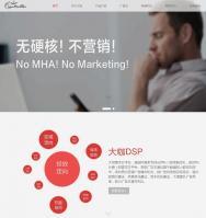 HTML5大气的电子商务企业网站模板全套源码